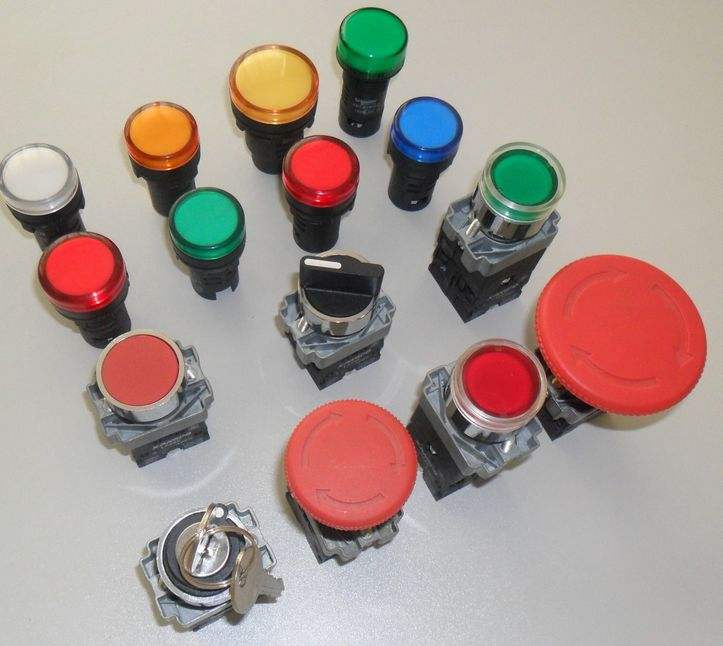 施耐道德按钮装置器
