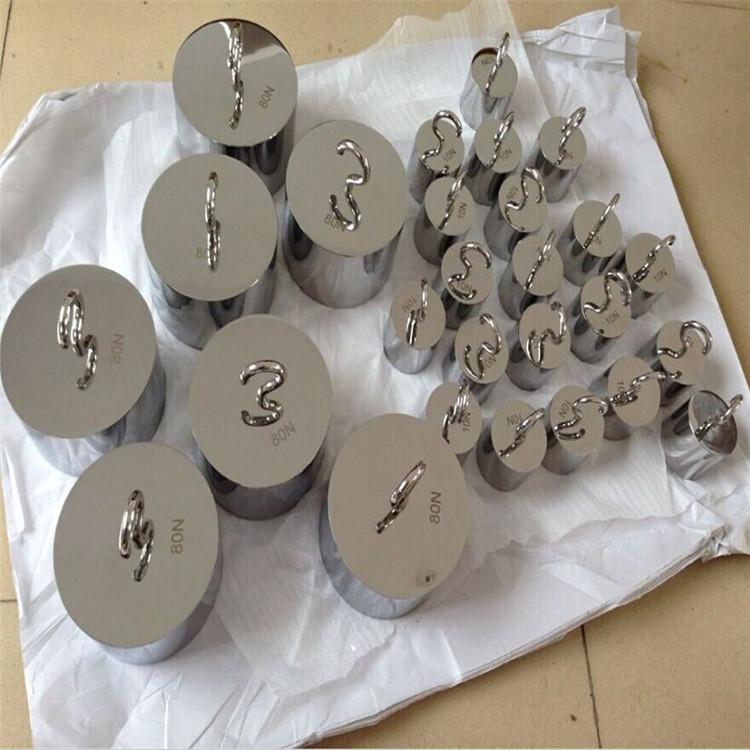 荊門市單鉤砝碼1公斤F1等級砝碼