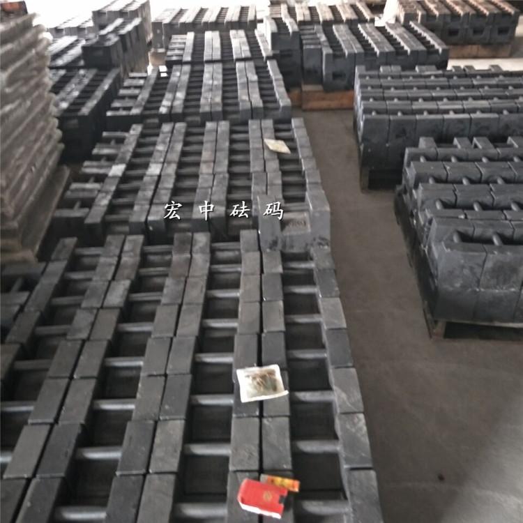 福建漳州25公斤计量所检验校准地磅砝码