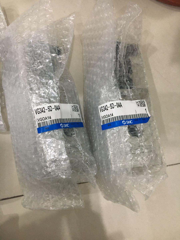 日本smc三通气控阀vga342-04a机能(n.c.)常断