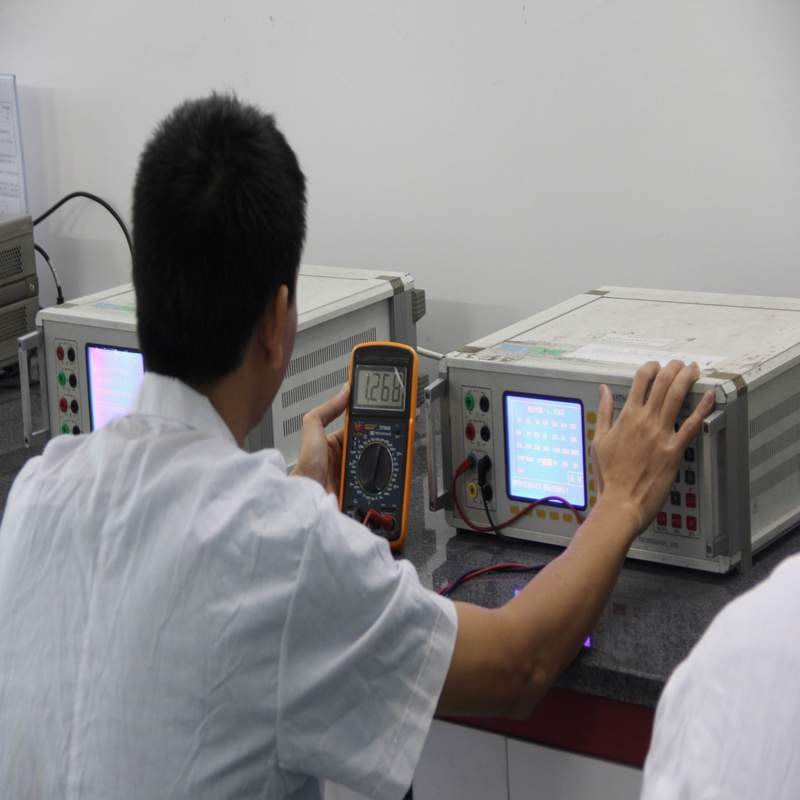珠海实验室仪表外校检测规程--世通检测