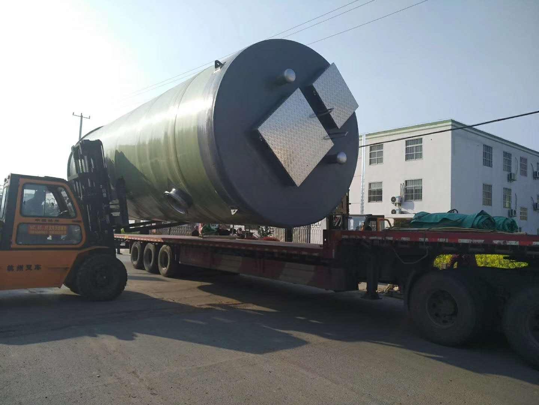 山東地埋式箱泵一體化給水設備套定額