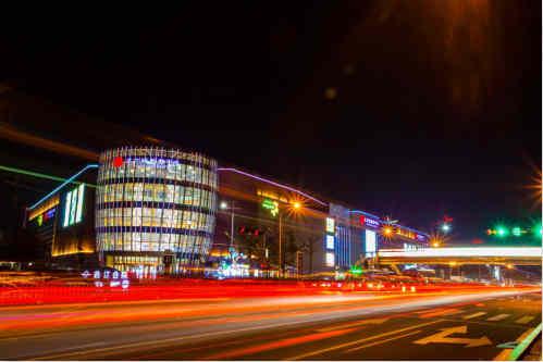 青岛鑫江东方城购物中心远程预付费电能管理系统的应用