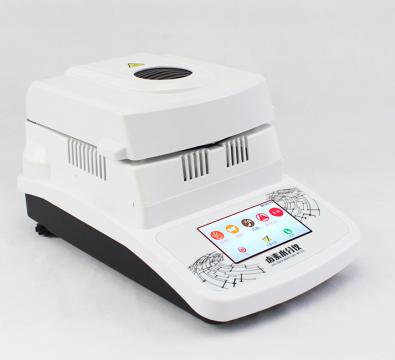 维科特DHS-16系列卤素水分测定仪 杰赛恩dhs16食品饲料谷物茶叶水分仪卤素水分速测仪厂家