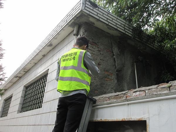 盱眙县幼儿园房屋检测老旧房屋定期排查