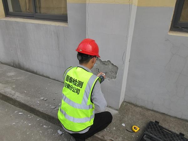 六安厂房可靠性检测--房屋评估机构