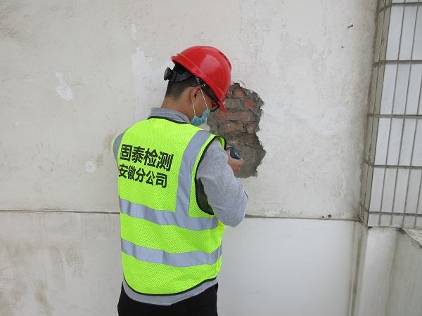 安庆厂房验收检测--房屋第三方鉴定机构