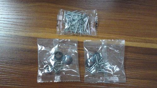 橡胶垫包装机- 电器塑料配件点数包装机
