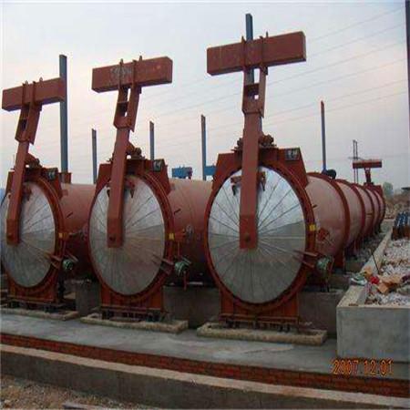 甘肃白银直径2.68米蒸压釜—厂家定制生产价格低