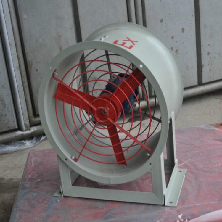 安宇防爆XBDZ-4.0-0.18KW壁式轴流风机380V百叶窗