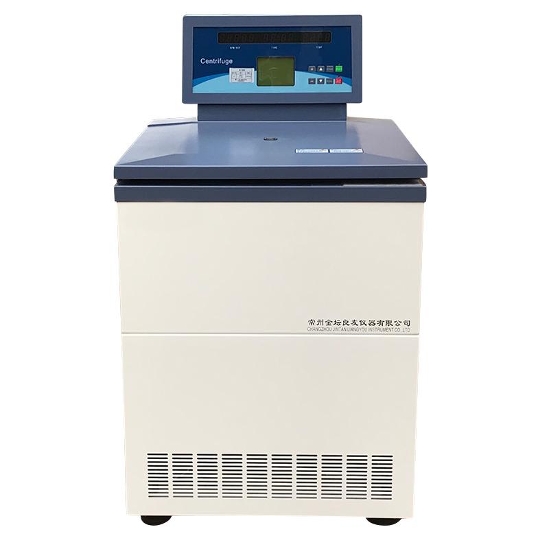 實驗室DL7M-12L落地式冷凍離心機