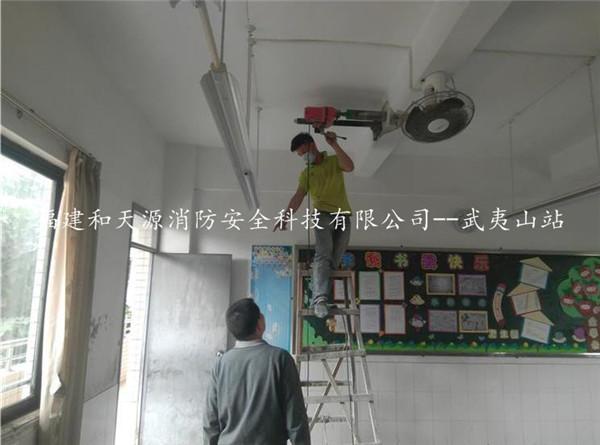 福建厦门市消防灭火器安装施工单位