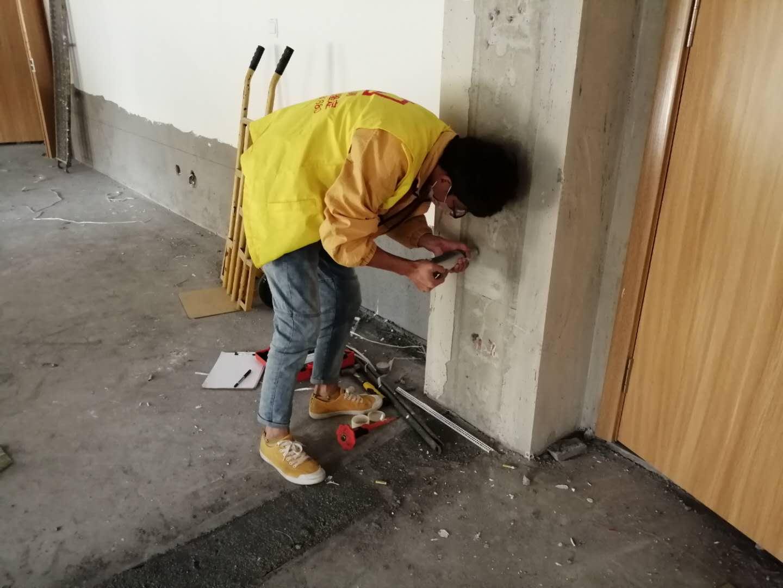 昆都仑施工周边房屋检测