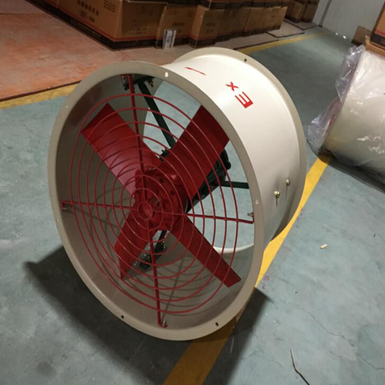 安宇防爆T35-11-8.0A-7.5kw-1450rpm低噪音轴流风机